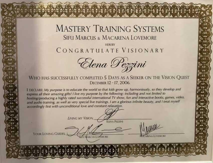 Elena-Pezzini-Mastery-Trainiung-System